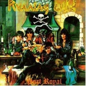 Running Wild: Port Royal - Cover
