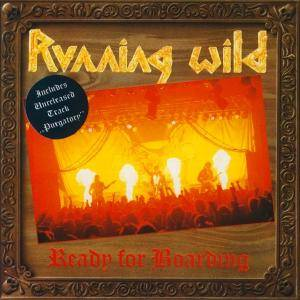 Running Wild: Ready For Boarding (CD) - Bild 1