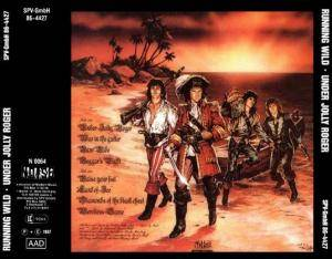 Running Wild: Under Jolly Roger (CD) - Bild 2