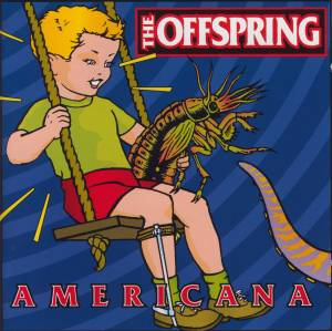 The Offspring: Americana - Cover