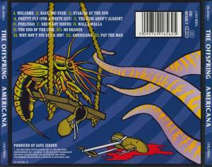 The Offspring: Americana (CD) - Bild 3