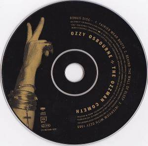 Ozzy Osbourne / Black Sabbath: The Ozzman Cometh (Split-2-CD) - Bild 4