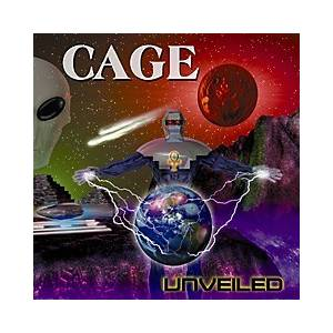 Cage: Unveiled - Cover