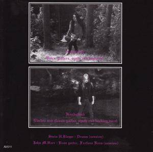 Carpathian Forest: Through Chasm, Caves And Titan Woods (Mini-CD / EP) - Bild 3