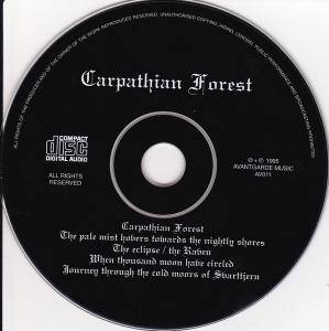 Carpathian Forest: Through Chasm, Caves And Titan Woods (Mini-CD / EP) - Bild 4