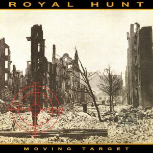 Cover - Royal Hunt: Moving Target