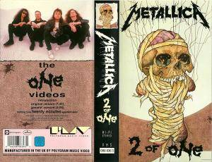 Metallica: 2 Of One (VHS) - Bild 3