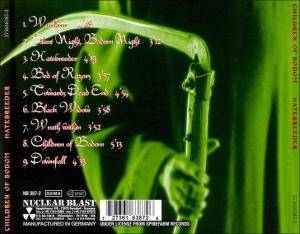 Children Of Bodom: Hatebreeder (CD) - Bild 2