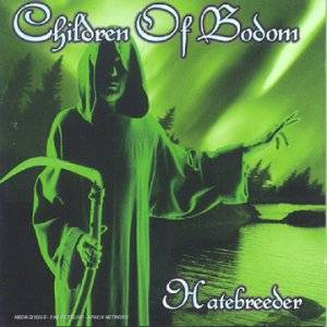 Children Of Bodom: Hatebreeder - Cover