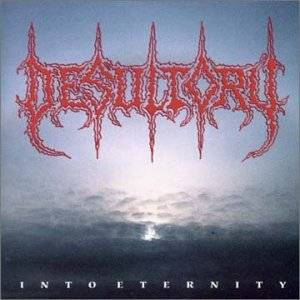 Desultory: Into Eternity - Cover
