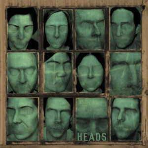 Cover - 40 Grit: Heads
