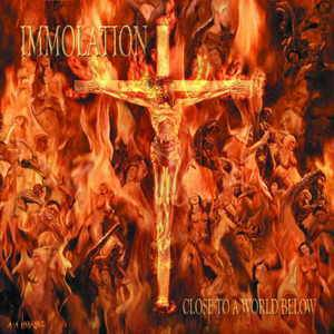 Immolation: Close To A World Below - Cover