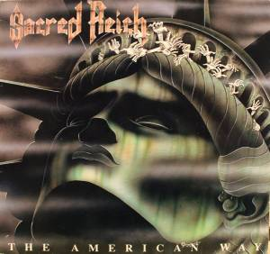 Sacred Reich: The American Way (LP) - Bild 1