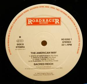Sacred Reich: The American Way (LP) - Bild 4