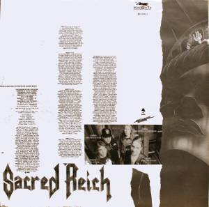 Sacred Reich: The American Way (LP) - Bild 6