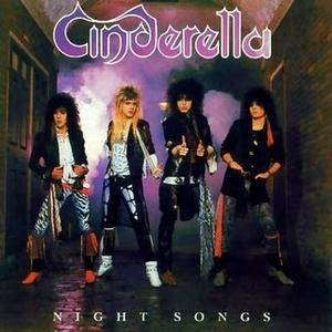 Cinderella: Night Songs (CD) - Bild 1