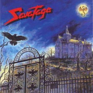 Savatage: Poets And Madmen - Cover