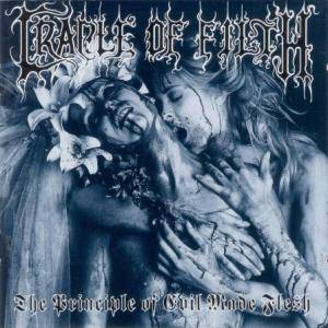 Cradle Of Filth: Principle Of Evil Made Flesh, The - Cover