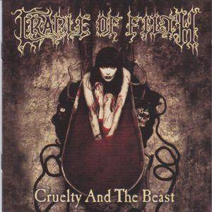 Cover - Cradle Of Filth: Cruelty And The Beast