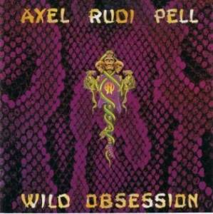 Cover - Axel Rudi Pell: Wild Obsession