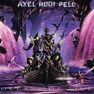 Cover - Axel Rudi Pell: Oceans Of Time
