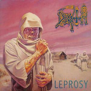 Death: Leprosy - Cover