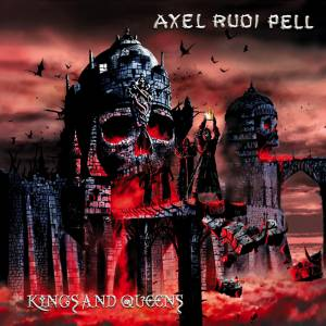 Cover - Axel Rudi Pell: Kings And Queens