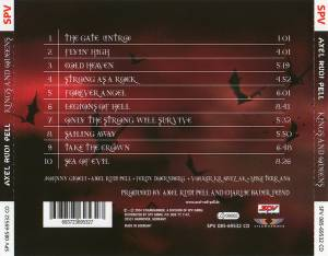 Axel Rudi Pell: Kings And Queens (CD) - Bild 2