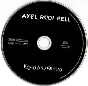 Axel Rudi Pell: Kings And Queens (CD) - Bild 3