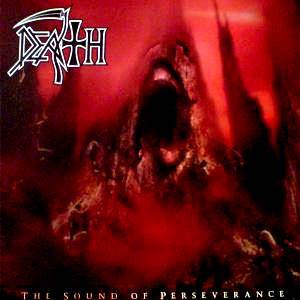 Death: Sound Of Perseverance, The - Cover