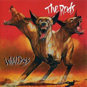 The Rods: Wild Dogs - Cover