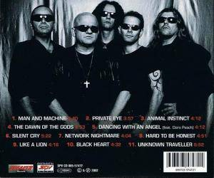 U.D.O.: Man And Machine (CD) - Bild 2