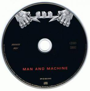 U.D.O.: Man And Machine (CD) - Bild 3