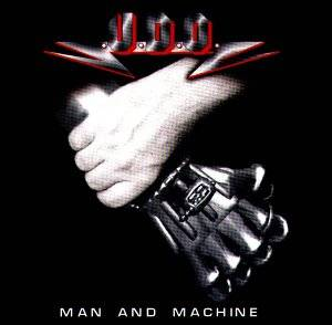 U.D.O.: Man And Machine (CD) - Bild 1