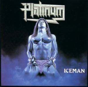 Platinum: Iceman - Cover