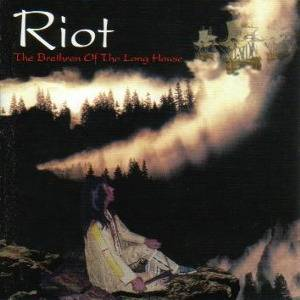 Riot: Brethren Of The Long House, The - Cover