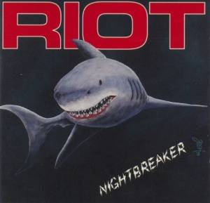 Riot: Nightbreaker - Cover