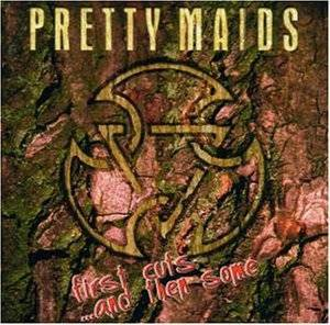 Cover - Pretty Maids: First Cuts...And Then Some