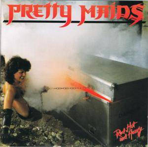 Pretty Maids: Red, Hot And Heavy (CD) - Bild 1