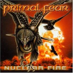 Primal Fear: Nuclear Fire - Cover