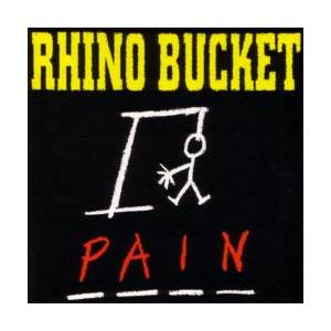 Cover - Rhino Bucket: Pain