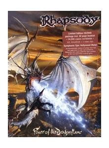 Rhapsody: Power Of The Dragonflame (CD + DVD) - Bild 1