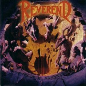 Reverend: Play God - Cover