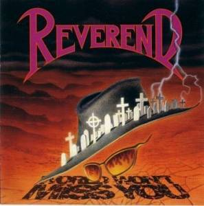 Reverend: World Won't Miss You (CD) - Bild 1