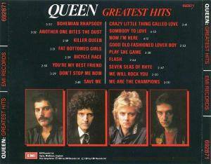 Queen: Greatest Hits (CD) - Bild 2