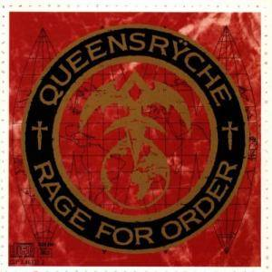 Queensrÿche: Rage For Order - Cover