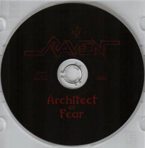 Raven: Architect Of Fear (CD) - Bild 3