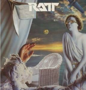 Ratt: Reach For The Sky - Cover