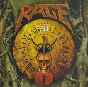 Rage: XIII - Cover