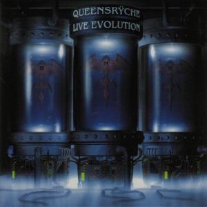Queensrÿche: Live Evolution - Cover